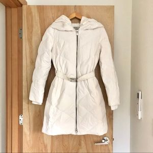 Hawk and co down parka coat